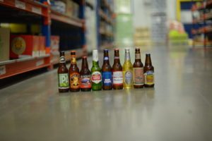 Beer Distributor Branded Portfolio